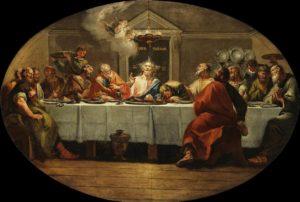 Тайна Вечеря, FONTEBASSO, 1762