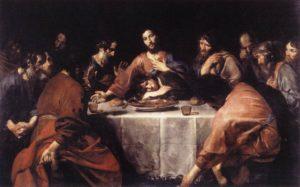 Тайна Вечеря, Valentin de Boulogne, 1625-1626