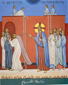 Post 2-9 The Healing of the Paralytic