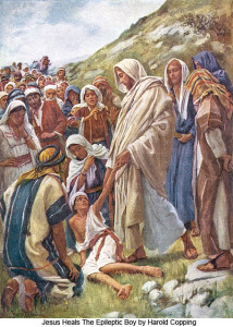 Post 4-2 Harold Copping Jesus Heals The Epileptic Boy