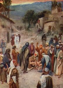 Post 4-4 Jesus heals a boy
