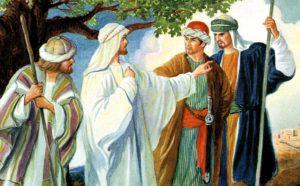 Претензії апостолів Іоана та Якова на місця у Царстві