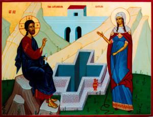 Розмова Ісуса Христа з Самарянкою