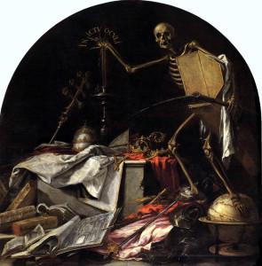 In ictu oculi, Juan de Valdés Leal, 1672