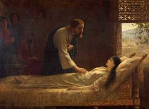 Pent 24-10 Воскресіння дочки Іаїра
