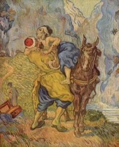 Милосердний самарянин, Vincent Willem van Gogh