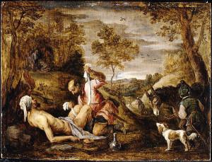 Милосердний самарянин, David Teniers the Younger