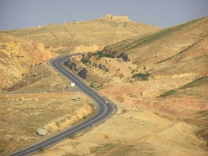 Дорога з Єрусалима на Єрихон