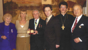 Нагородження Анатолія Фалька орденом За заслуги