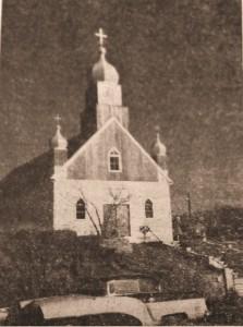 Новозбудований Свято-Троїцький храм Бриджпорта