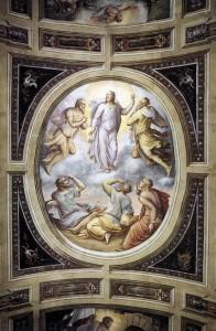 Переображення. Cristofano Gherardi, 1555