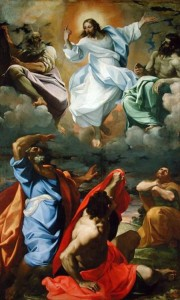 Преображення. Carracci, Lodovico (1555-1619)