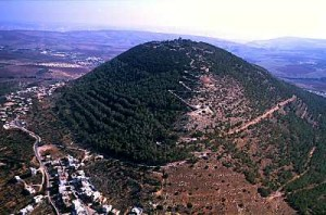 Гора Фавор
