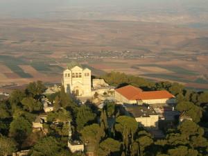 Церква Преображення на горі Фавор (Францисканці)