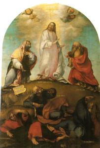 Переображення. Lorenzo Lotto, 1510-1520