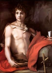 Іоан Хреститель, Andrea del Sarto, 1528