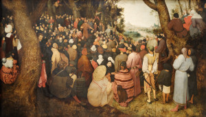 Проповідь Іоана Хрестителя, Pieter Bruegel the Elder