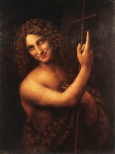 Іоан Хреститель, Leonardo da Vinci, 1513-16