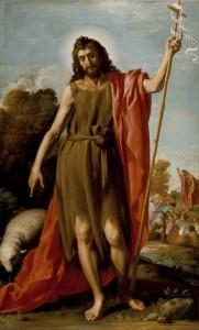 Іоан Хреститель, José Leonardo, 1635