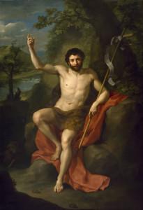 Іоан Хреститель, Anton Raphael Mengs