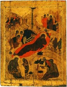 Andrey Rublev, 1405