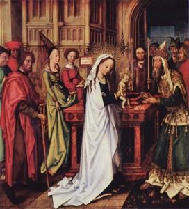 Стрітення, Hans Holbein the Elder