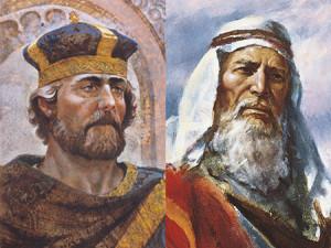 передріздвом-8 Цар Давид і Авраам