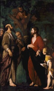 Покликання Закхея, Bernardo Strozzi 1581 – 1644
