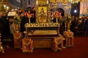 Мощі святителя Григорія Палами