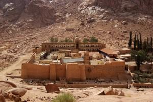 Монастир святої Катерини, Синай