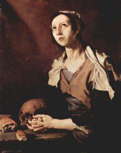 Марія Єгипетська, by José de Ribera
