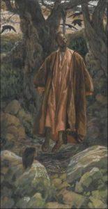Повісившийся Юда, James Tissot